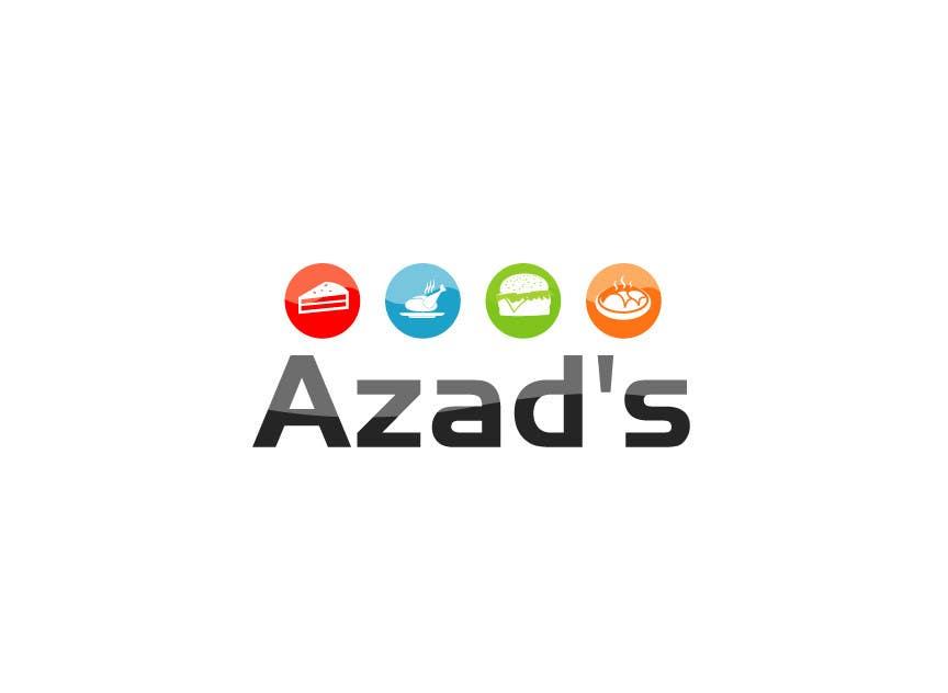 Penyertaan Peraduan #88 untuk Logo Design for Azad's