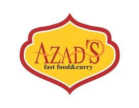 #134 para Logo Design for Azad's por itcostin