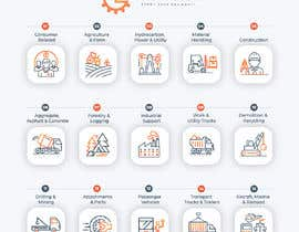 #23 for Need 16 Vector Icons for Construction/Equipment categories af iWebSolutions9