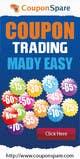 Konkurrenceindlæg #                                                5                                              billede for                                                 Banner Ad Design for Coupon Trading