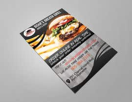 #41 for Create a DropIn 5x7 flyer for a restaurant. by raisulict