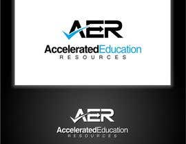 #13 para Logo Design for Accelerated Education Resources por jummachangezi