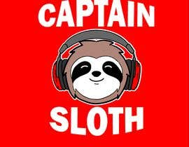 #44 for Captain Sloth by JohnGoldx