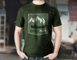 Nro 47 kilpailuun T-shirt Design käyttäjältä ksanam