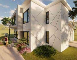 #16 для Design a contemporary facade for a new house от tanitarchitect