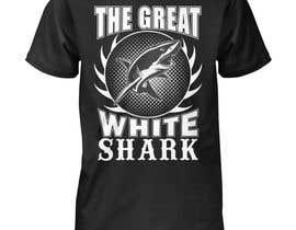 #86 для Graphic Design for Endangered Species - Great White Shark от Gopal7777