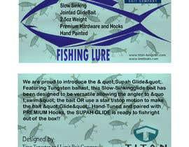 #24 untuk Need Fishing Retail Insert Card Designed oleh mdnayon45