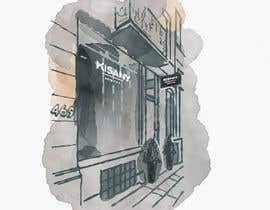 #36 for draw a store from a picture af NatalieNikkol