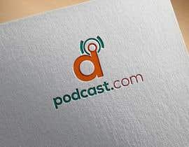 Nro 59 kilpailuun ((Å))podcast.com logo / business card / favicon käyttäjältä shovo3827