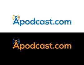 Nro 80 kilpailuun ((Å))podcast.com logo / business card / favicon käyttäjältä sultanarazia0055