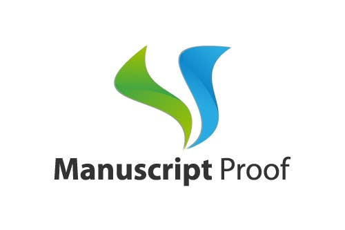 Bài tham dự cuộc thi #                                        76                                      cho                                         Logo Design for Manuscript Proof