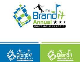 #24 для Brandit Annual Foot Golf logo от YhanRoseGraphics