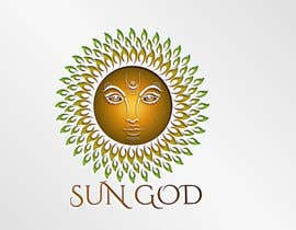 #31 for Logo Image, The SUN GOD by imrovicz55