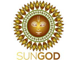 #46 for Logo Image, The SUN GOD by Ripon8606