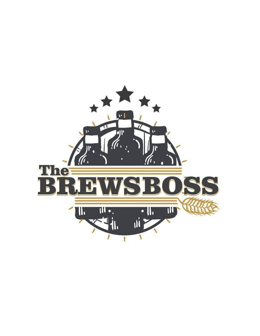 Contest Entry #17 for @thebrewsboss logo