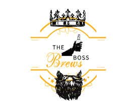 #4 for @thebrewsboss logo by Bilawal24
