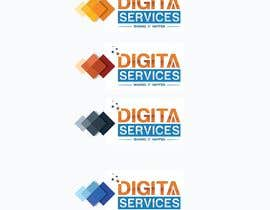 #8 cho Logo & Name brand for Digita Services bởi sujon100sokhi