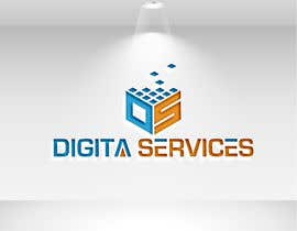 #137 for Logo & Name brand for Digita Services by solaymankhan340