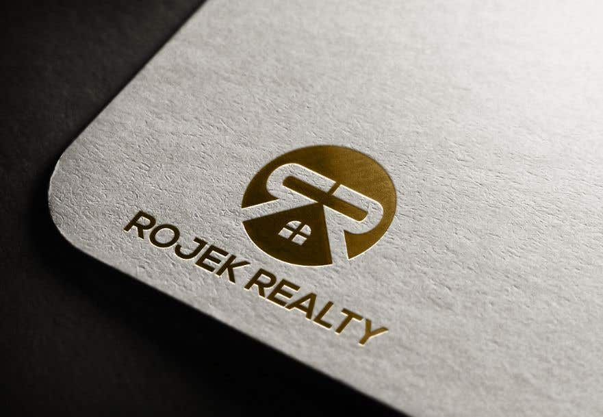Contest Entry #76 for Real Estate Logo