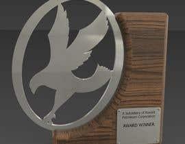 #149 para Design wood trophy por cbreedt13