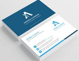 #262 for Andreality business cards by shemulpaul