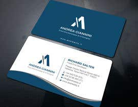 #281 for Andreality business cards by Uttamkumar01