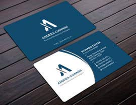 #292 for Andreality business cards by Uttamkumar01