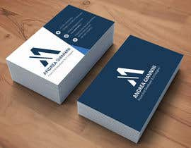 #235 for Andreality business cards by anichurr490