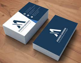 #238 for Andreality business cards by anichurr490