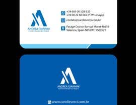 #271 for Andreality business cards by rabiulsheikh470