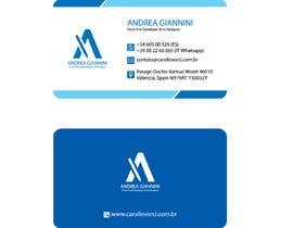 #274 for Andreality business cards by rabiulsheikh470