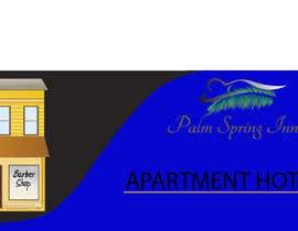MdZaedAli tarafından Banner for Apart-Hotel için no 15