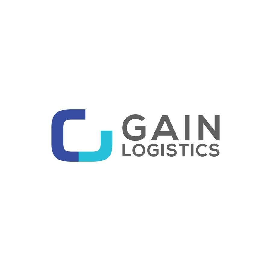 Konkurrenceindlæg #                                        283                                      for                                         Logo Design - Gain Logistics