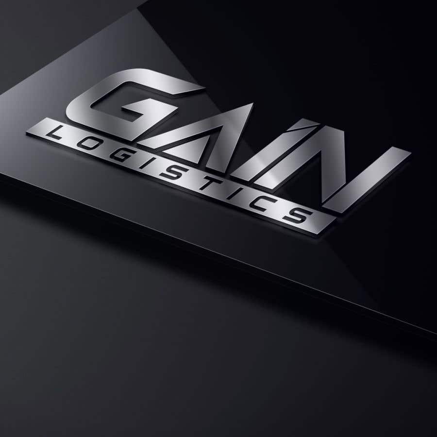 Konkurrenceindlæg #521 for Logo Design - Gain Logistics