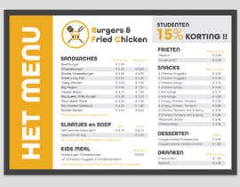 #17 for New flyer and Freshup logo for BFC (burger foodplace) by DataTrueStoryDE