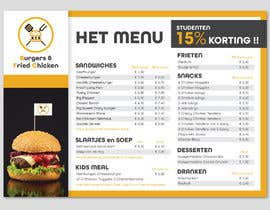 #21 for New flyer and Freshup logo for BFC (burger foodplace) by DataTrueStoryDE