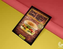#15 for New flyer and Freshup logo for BFC (burger foodplace) by MohammadFahim70