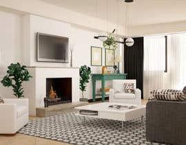#11 untuk Design my Living/ Dining Room oleh trendygraphics4u