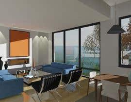 #21 untuk Design my Living/ Dining Room oleh tanitarchitect