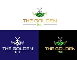 "#4 for A Logo for ""The Golden Mill"" by ShihabSh"
