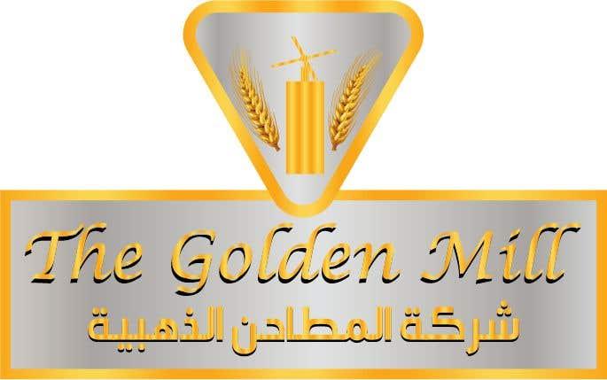 "Entri Kontes #                                        23                                      untuk                                        A Logo for ""The Golden Mill"""