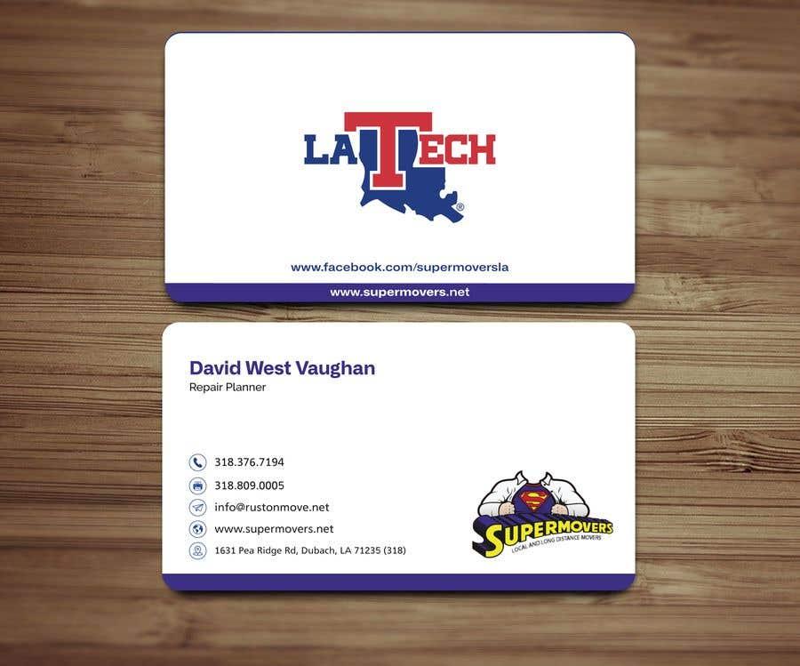 Penyertaan Peraduan #145 untuk Edit flyer and business card