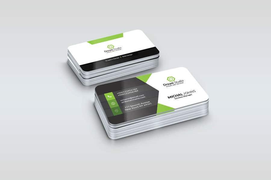 Penyertaan Peraduan #150 untuk Edit flyer and business card