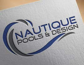 #254 for Design a Logo for a Swimming Pool company by farjanaafrin736