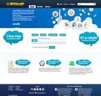Graphic Design Kilpailutyö #7 kilpailuun Website Design for Upload Files website