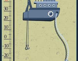 #40 for Design a porcelain enamel thermometer af ouart