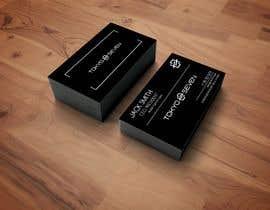 """#609 cho Modern business card design """"TOKYO SEVEN"""" bởi joklinn"""