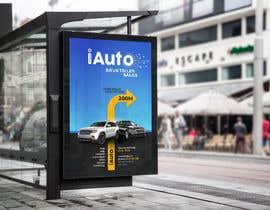 #4 untuk Create a Professional Design 70cmx100Cm Outdoor PVC Poster oleh ManuManOne