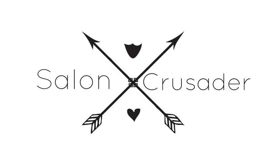 Bài tham dự cuộc thi #                                        26                                      cho                                         Design a Logo for Salon Crusader, LLC