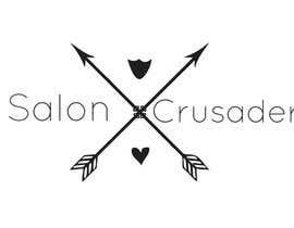 #26 cho Design a Logo for Salon Crusader, LLC bởi J1238